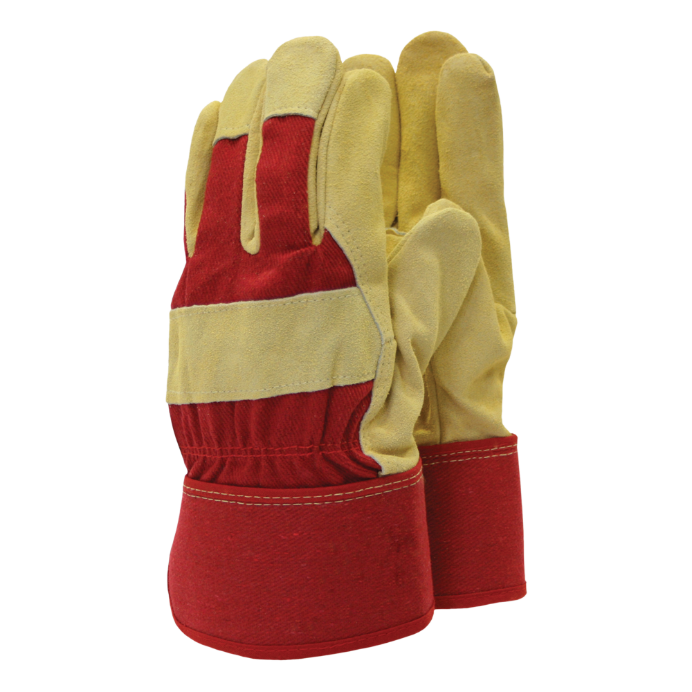 Thermal Lined Rigger Red