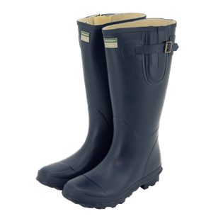 Bosworth Wellington Boots Navy
