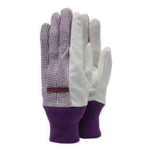 Cotton Grip Aubergine