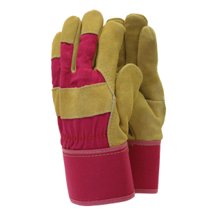 Thermal Lined Rigger Pink