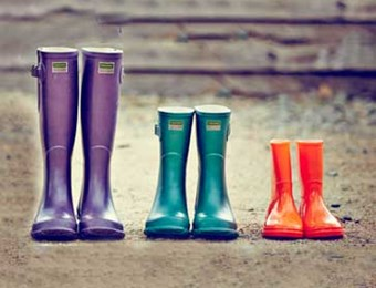 Caring For Rubber Wellies