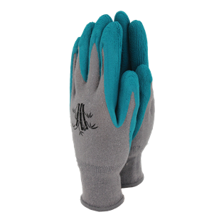 Weedmaster Bamboo Gloves Teal