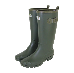 Burford Wellington Boot Green
