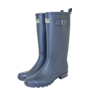 Burford Wellington Boot Navy