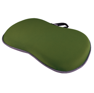 Memory Foam Kneeler Green