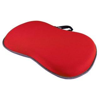 Memory Foam Kneeler Red
