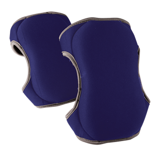Memory Foam Knee Pads Navy